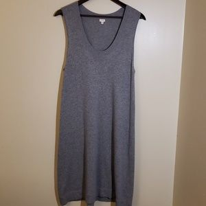 J CREW Cashmere blend dress
